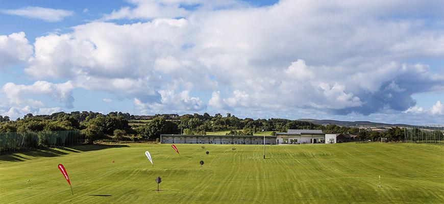 Foyle Golf Centre Driving Range