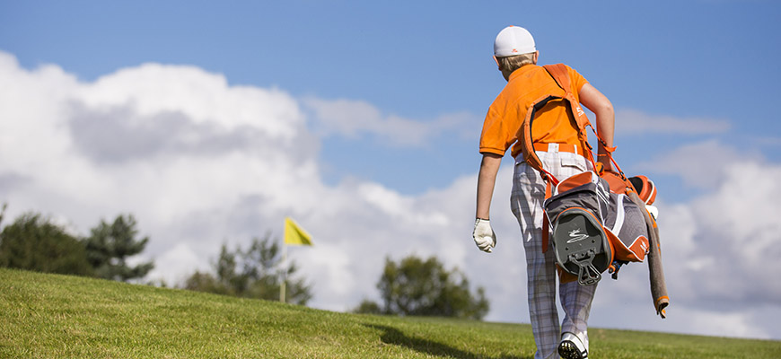 Elite Junior Squad Foyle Golf Academy