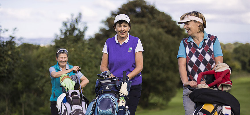 Foyle Golf Centre Derry Londonderry Group Golf Lessons Driving Range Academy