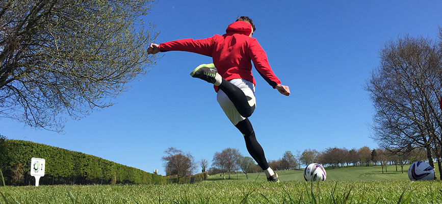 Footgolf Northern Ireland Foyle Londonderry City of Derry