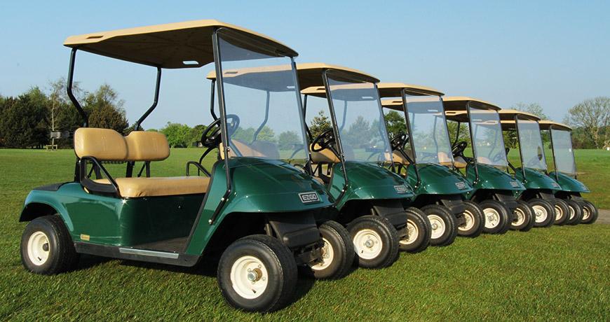 Golf Buggies Foyle Golf Centre Derry City Club Golf