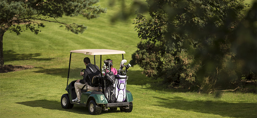 Golf Cart Buggy Buggies Derry Donegal Foyle Derry City Golf Club Centre