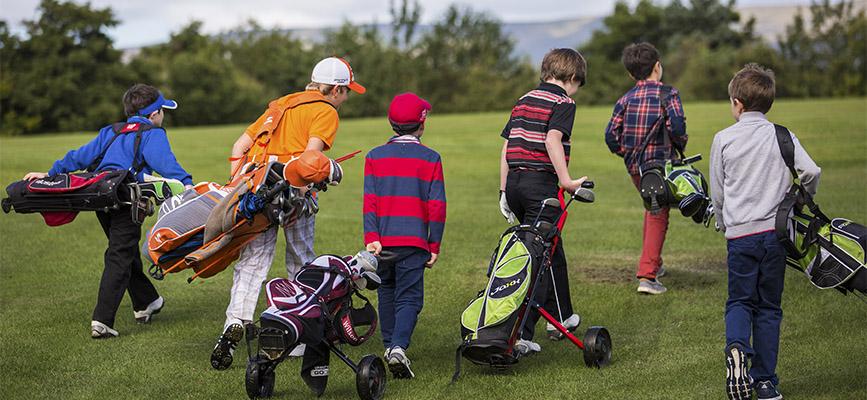 Foyle Golf Par 3 Woodlands Course